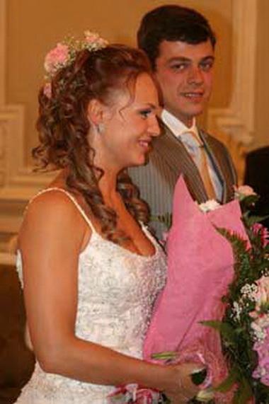 Свадьба Аллы Довлатовой