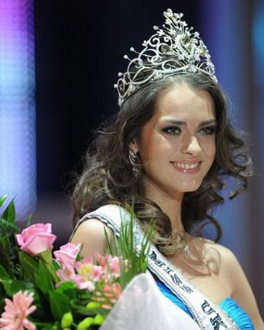 Вице-мисс Вселенная хочет быть похожа на Марию Швецову
