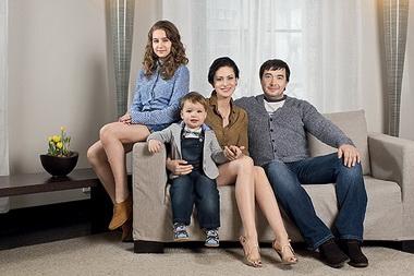 Анна Ковальчук и Олег Капустин